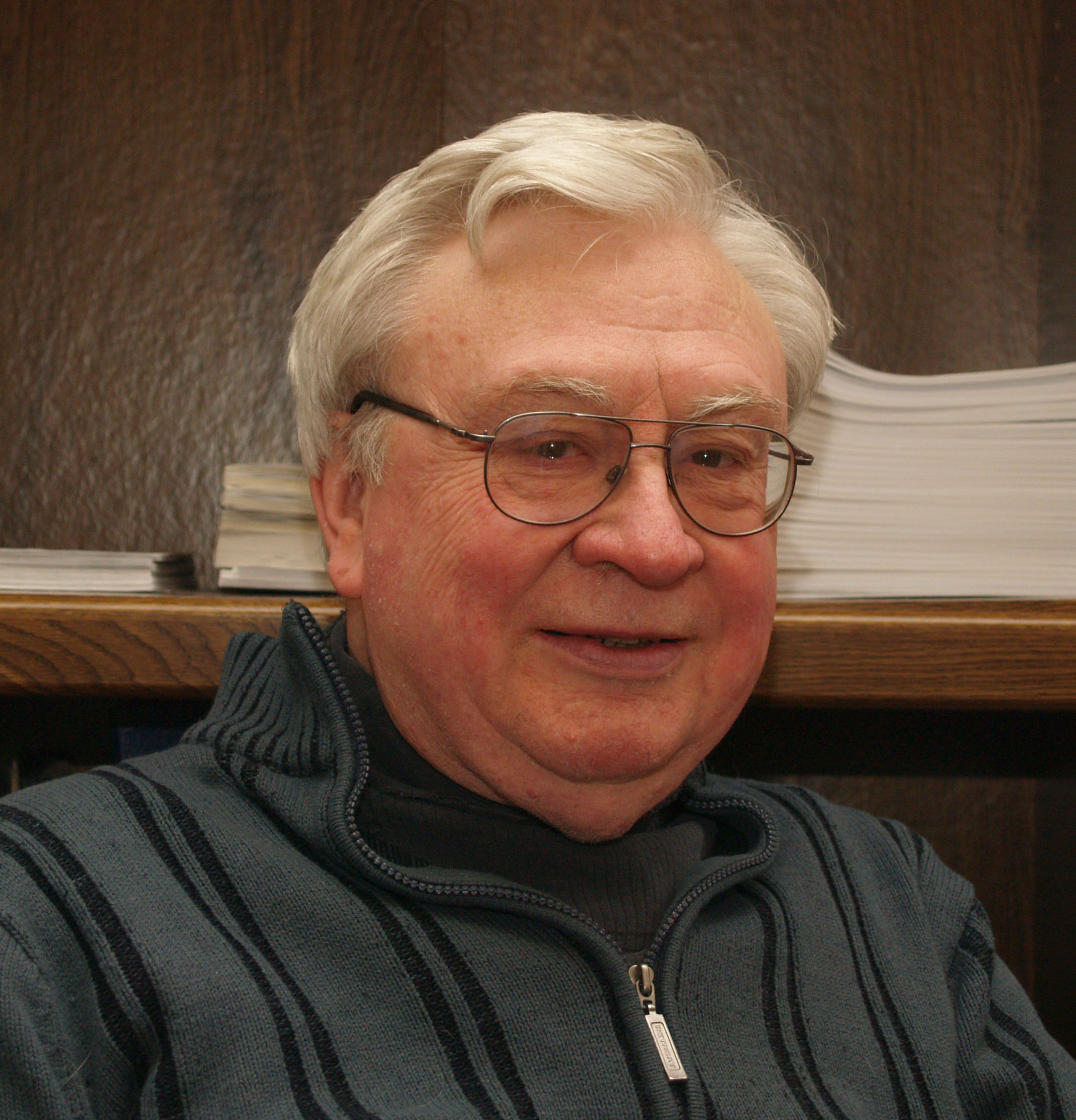 William F. Reynolds - SMASH 2014 James N. Shoolery Award Recipient